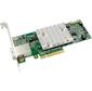 Microsemi Adaptec SmartRAID 3154-8e Single, 8 external ports, PCIe Gen3 , x8, 4 GB DDR4, RAID 0 / 1 / 10, RAID 5 / 6 / 50 / 60, FlexConfig, maxCache 4.0