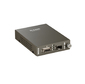 D-Link DMC-805X / A1A 10G CX4 to 10G SFP+ media converter,  1-port CX4 10G,  1-port SPF+ 10G