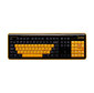 Клавиатура CBR Simple 86+20 доп. кл. (смайлы на цифровом блоке),  USB,  S8