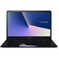 """ASUS Zenbook Pro UX580GD-BO079T Intel Core i9-8950HK / 16384Mb / 1тб SSD / UHD 15.6"""" IPS 3840X2160 / GeForce GTX 1050 4G / WiFi / BT / Cam / Win10Pro64 / ScreenPad / 1.8Kg / Blue"""