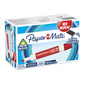 Набор маркеров для досок Paper Mate 2084310 Sharpie скошенный пиш. наконечник красный коробка  (12шт.)