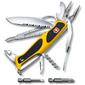 Нож перочинный Victorinox RangerGrip Boatsman 0.9798.MWC8 130мм 21 функция жёлто-чёрный
