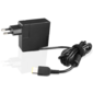 Lenovo 65W Travel Adapter with USB Port (RU)