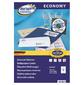 Этикетки Europe100 ELA021-100 ELA021 A4 105x48мм 12шт на листе / 70г / м2 / 100л. / белый матовое самоклей. универсальная