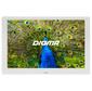 "Фоторамка Digma 10.1"" PF-1043 IPS 1280x800 белый пластик ПДУ Видео"