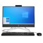 "HP 22-df0002ur AiO 21.5"" (1920x1080) / Intel Core i3 1005G1 (1.2Ghz) / 4096Mb / 256SSDGb / noDVD / Ext:GeForce MX330 (2048Mb) / Cam / WiFi / war 1y / Jack Black / W10 + USB KBD,  USB MOUSE"