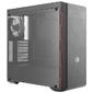 Корпус MIDITOWER ATX W / O PSU MCB-B600LKA5NS00 COOLER MASTER