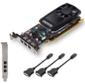 VGA PNY NVIDIA Quadro P400,  2 GB GDDR5 / 64 bit,  PCI-E 3.0,  3xMini DisplayPort