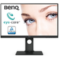 "Benq BL2780T 27"" IPS LED 1920 x 1080 6ms 16:9 250 cd / m2  8 (5)ms 20M:1 178 / 178 VGA HDMI 1.4 DP1.2 Headphone Jack line in Flicker-free HAS Pivot Swivel Tilt Speaker Black"