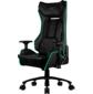 Кресло для геймера Aerocool P7-GC1 AIR RGB черное,  с перфорацией,  с RGB подсветкой,  до 150 кг,  размер,  см  (78 x 79 x 133-141 см )
