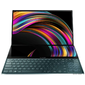 """ASUS Zenbook Pro Duo UX581GV-H2001T Core i9-9980HK / 32Gb DDR4 / 1TB SSD / OLED Touch UHD 15, 6"""" IPS 3840X2160 / GeForce RTX 2060 6Gb / Windows 10 Home / NumberPad / 2.5Kg / Blue / Stylus"""