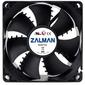 Zalman ZM-F1 Plus Вентилятор для корпуса,  вентилятор 80х80х25мм,  осевой,  3pin,  1700-3000об / мин,  retail