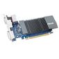 Asus PCI-E GT710-SL-1GD5 nVidia GeForce GT 710 1024Mb 64bit GDDR5 954 / 5012 DVIx1 / HDMIx1 / CRTx1 / HDCP Ret low profile