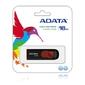 Флеш накопитель 16GB A-DATA Classic C008,  USB 2.0,  Черный