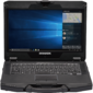 """Durabook S14I Standard 14.0"""" FHD (1920 x1080) Standard Display, Intel® Core™ i5-8250U Processor 1.6GHz up to 3.40 GHz, Windows 10 Professional with 8GB RAM, 256GB SSD, 802.11a/b/g/n/ac Wireless, Bluetooth 5.0, 2MP Front Camera, HDMI, VGA, RS232, Smart Card, SD Card Reader, TPM, Standard Keyboard, IP53, 4ft Drop (with Docking Connector)"""