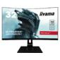 Монитор жидкокристаллический Iiyama Монитор LCD 32' 16:9 2560 x 1440 VA,  nonGLARE,  400cd / m2,  144Hz,   H178° / V178°,  3000:1,  80М:1,  16.7M Color,  1ms, HDMIx2,  DPx2,  USBx4,  Tilt,  Speakers,  3Y,  Black