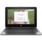 "HP ChromeBook x360 11 G5 Celeron N3350,  8192MB,  32гб SSD,  11.6"" HD BV UWVA Touch,  Webcam,  Smoke Gray,  kbd TP,  Intel 7265 AC 2x2 nvP,  +BT 4.2,  Smoke Gray,  1yw,  Chrome 64"