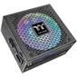 Блок питания Thermaltake ATX 750W Toughpower GF1 ARGB 80+ gold  (24+4+4pin) APFC 140mm fan color LED 9xSATA Cab Manag RTL