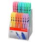 Набор шариковых ручек Stabilo 808FP / 8041 Liner Pastel 0.38мм ассорти синие чернила  (80шт)