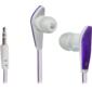 Наушники стерео Trendy-706 для MP3, сиреневый&белый,  1, 1 м