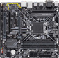 Gigabyte B365M D3H Soc-1151v2 Intel B365 4xDDR4 mATX AC`97 8ch (7.1) GbLAN+VGA+DVI+HDMI+DP