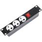 Блок розеток ЦМО БР-3П-10-9005