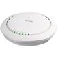 ZyXEL WAC6503D-S. Точка доступа Wi-Fi 802.11a / b / g / n / ac с двумя радиомодулями,  скоростью передачи данных до 1300 Мбит / с и поддержкой технологии интеллектуальных антенн,  работающая под управлением контроллера или в автономном режиме