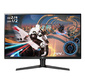 "Монитор 31.5"" LG 32GK650F-B Black VA,  2560x1440,  5ms,  350 cd / m2,  3000:1  (Mega DCR),  DP,  HDMI*2,  USBHub,  Headph.Out,  HAS,  Pivot,  vesa"
