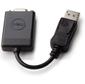 Dell Display Port to VGA Adapter - видео конвертер - DisplayPort
