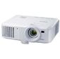 Canon projector LV-X320,  DLP,  1024x768  (XGA),  3200 Lm  (2550 Lm Eco Mode),  10000:1,  4000 Hrs  (6000 Hrs Eco Mode),  USB-B,  HDMI 1.3,  LAN,  2, 5 kg
