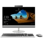 "Lenovo IdeaCentre AIO 520-24ICB 23.8"" 1920 x 1080 Touch Intel Core i3 8100T 3.1Ghz 4096Mb 1000Gb DVDrw Int: Intel UHD Graphics 630 BT WiFi war 1y 6.17kg silver Win 10 + Клавиатура,  мышь USB"