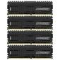 Crucial BLE4C8G4D26AFEA 32GB  (Kit x4) DDR4 2666MHz  (PC4-21300) CL16 DR x8 Unbuffered DIMM 288pin