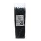 Gembird Стяжки NYTFR-300x4.8 пластиковые,  морозостойкие 300 мм х 4.8 мм,  черные  (100 шт.)