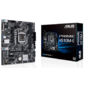 ASUS PRIME H510M-E,  LGA1200,  H510,  2*DDR4,  D-Sub + HDMI,  SATA3,  Audio,  Gb LAN,  USB 3.2*4,  USB 2.0*6,  COM*1 header  (w / o cable),  mATX ; 90MB17E0-M0EAY0