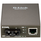 D-Link DMC-F60SC / A1A Fast Ethernet Twisted-pair to Fast Ethernet Single-mode Fiber  (60km,  SC) Media Converter