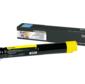 Принт Картридж Lexmark C950 Extra High Yield Желтый 22K