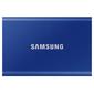 Samsung SSD 1TB T7 Touch,  USB Type-C,  R / W 1000 / 1050MB / s,  Blue