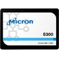 "Micron 5300MAX 3.84TB SATA 2.5"" SSD Enterprise Solid State Drive"