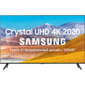 "Samsung UE43TU8000UXRU LED 43"" / Ultra HD / 100Hz / DVB-T2 / DVB-C / DVB-S2 / USB / WiFi / Smart TV  (RUS)  серебристый"