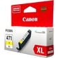 Картридж струйный Canon CLI-471XLY 0349C001 желтый для Canon PIXMA MG5740 / MG6840 / MG7740