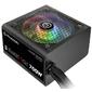 Thermaltake PS-SPR-0700NHSAWE ATX 700W Smart RGB 600 80+  (24+4+4pin) APFC 140mm fan 5xSATA Cab Manag RTL