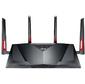 ASUS WiFi ADSL Router DSL-AC88U  (ADSL RG11+ WLAN 3100Mbps Dual-band 2.4GHz+5.1GHz 802.11a.c+4xGLAN RG45 +1xUSB3.0+1xUSB2.0) 4x ext Antenna