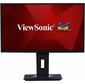 "Viewsonic VG2448 23.8"" IPS SuperClear,  1920 x 1080,  5ms,  250cd / m2,  178° / 178°,  50Mln:1,  D-Sub,  HDMI,  DP,  USB-Hub,  колонки,  Tilt,  Swivel,  Pivot,  рег.по высоте,  VESA,  Black"