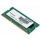 Patriot PSD34G160081S SO-DIMM 4Gb,  DDR3,  1600MHz,  PC3-12800,  1.5V