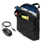 """Case Prelude Top Load & USB Mouse Bundle  (for all hpcpq 10-15.6"""" Notebooks)"""