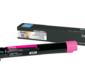 Картридж Lexmark розовый для X950,  X952,  X954