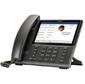 """MITEL 6873i SIP Phone 7"""" 800x480 touchscreen,  BT 4.0,  USB,  24 линии,  2 гигабитных порта  (без блока питания в комплекте)"""