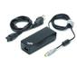 ThinkPad 65W Ultraportable AC Adapter - Europe  (Think L / R / SL / T4xx / T5xx / T6x / X100, 200, 30x / Edge / Z6x)