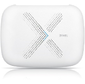 ZYXEL WSQ60 Multy Plus WiFi System  (Pack of 2) AC3000 Tri-Band WiFi
