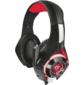 Trust Gaming Headset GXT 313 Nero,  Stereo,  USB / 3x mini jack 3.5mm,  Сlosed-back,  Illuminated,  Black [21601]